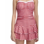 NP39214bbb_maillot-de-bain-1-piece-rockabilly-pin-up-50-s-pussy-deluxe-vichy-rouge
