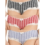 NP39213-lot-de-3-shorty-rockabilly-pin-up-50-s-pussy-deluxe-vichy