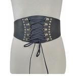 FPBEL003NVYb_ceinture-gothique-glam-rock-tina-bleu-marine