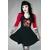 SPDR574_robe-rockabilly-pin-up-retro-sourpuss-skater-burn-baby