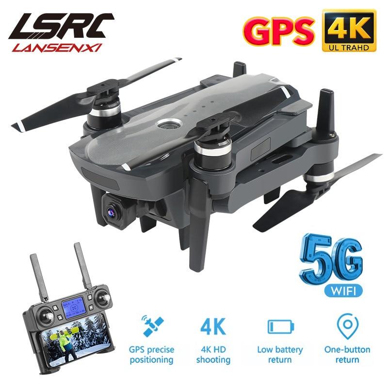 LSRC-K20-Drone-GPS-5G-HD-4K-cam-ra-professionnelle-1800m-Transmission-d-image-moteur-sans