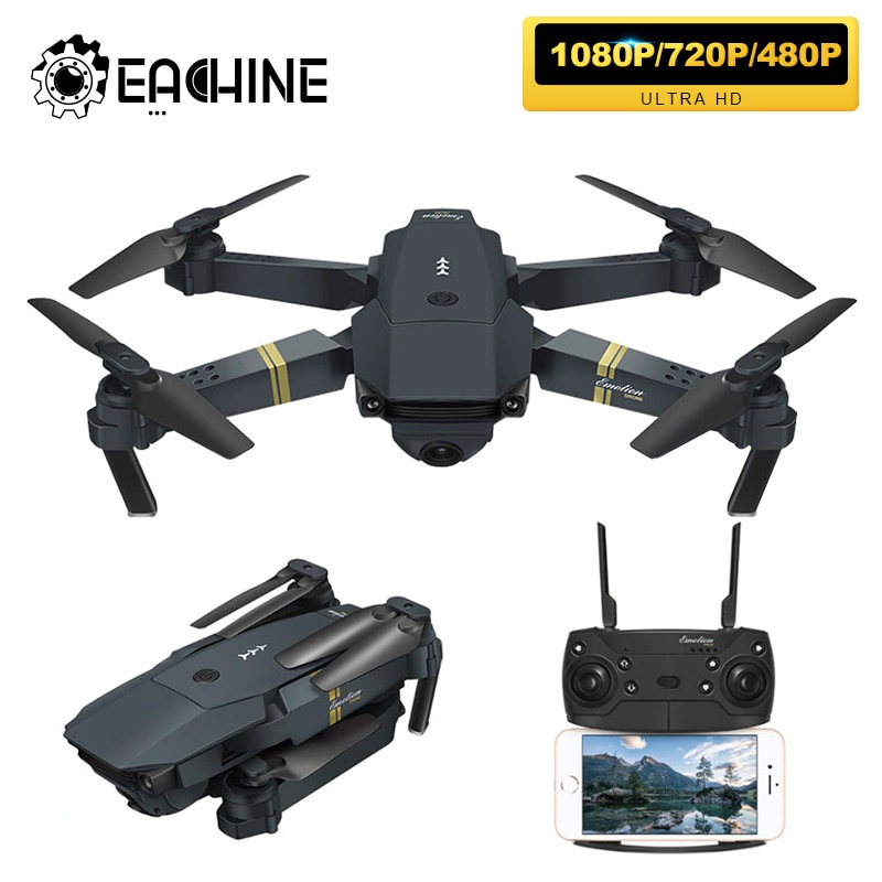 Eachine-E58-WIFI-FPV-94-8g-Drone-Quadricopt-re-RC-Bras-Pliable-Cam-ra-Grand-Angle
