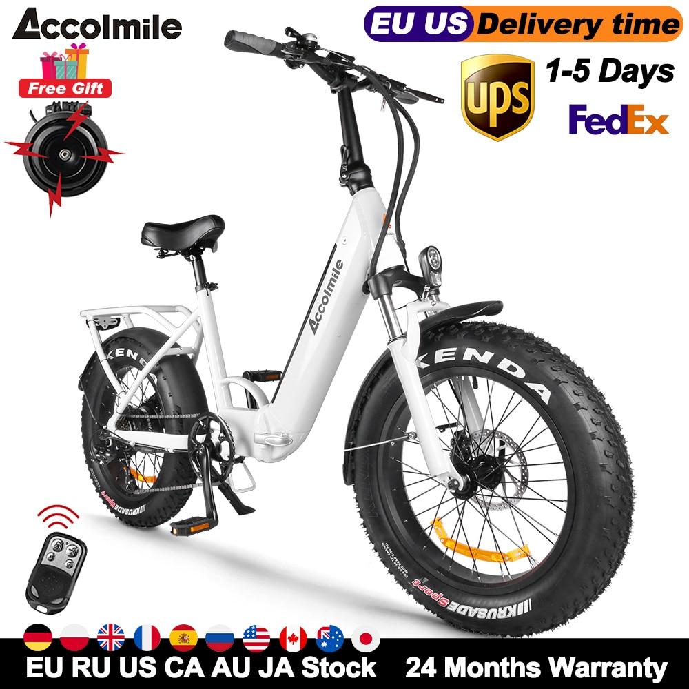 Femmes-v-lo-lectrique-750W-48V-v-lo-lectrique-neige-e-bike-20-pouces-pliant-gros