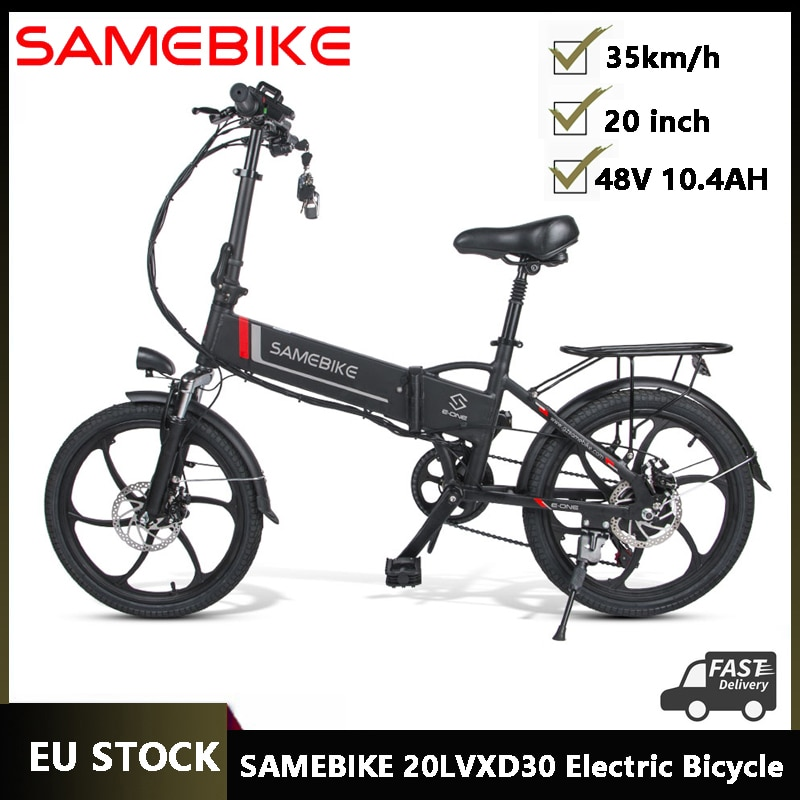 Stock-ue-SAMEBIKE-20LVXD30-v-lo-lectrique-48V-10-4AH-i-ion-batterie-350W-v-lo
