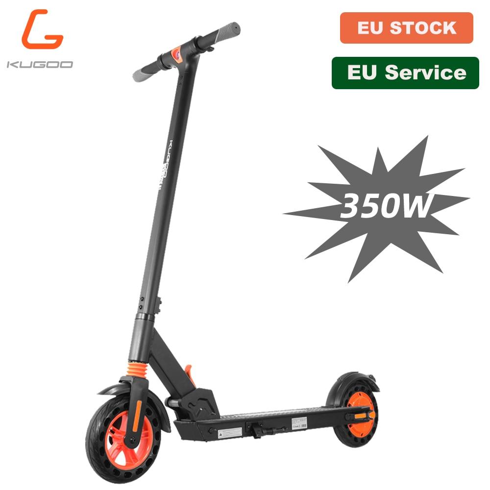 Magasin-officiel-KUGOO-KIRIN-S1-pliant-lectrique-adulte-Scooter-350W-APP-contr-le-lectrique-planche