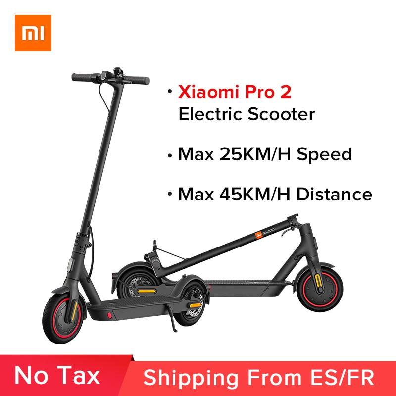 Mi-trottinette-lectrique-Pro-2-Original-Xiaomi-Mijia-pliable-planche-roulettes-l-g-re-adulte-Pro