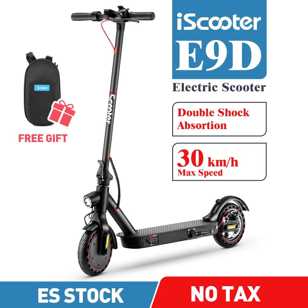 IScooter-E9D-350W-trottinette-lectrique-pliable-2-roues-Scooter-8-5-pouces-Scooters-lectriques-adultes-Mini