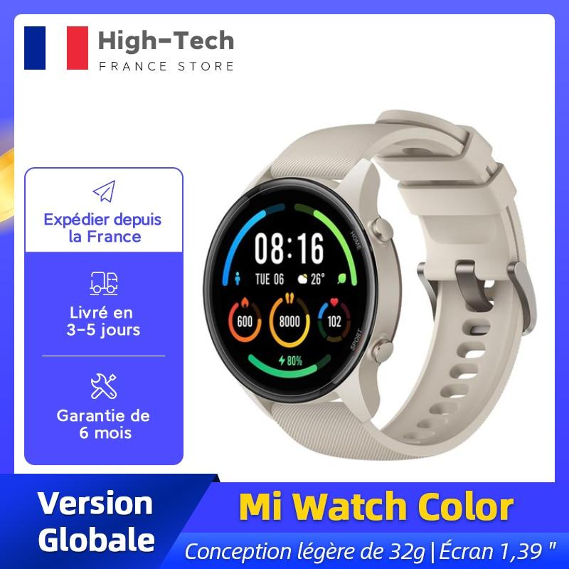 Xiaomi-Mi-montre-couleur-Version-globale-oxyg-ne-sanguin-GPS-Smartwatch-Bluetooth-5-0-Fitness-moniteur