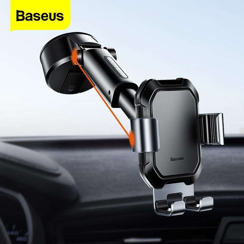 Baseus-gravit-voiture-support-de-t-l-phone-ventouse-r-glable-support-universel-support-en-voiture