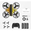 Pierre-sainte-HS450-Mini-RC-Drone-sans-t-te-Mini-RC-Quadrocopter-Dron-une-cl-terre