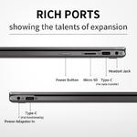 BMAX-Y13-Pro-Intel-Core-m5-6Y54-360-ordinateur-portable-13-3-pouces-NotebookWindows-10-8GB