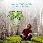 Eachine-Mini-batterie-E016H-Mode-sans-t-te-8-minutes-de-temps-de-vol-2-4G