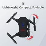 Topacc-D83-Mini-Drone-RC-de-taille-de-paume-avec-cam-ra-Wifi-HD-2-4G