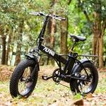 ALFINA-FX20-v-lo-lectrique-48V15AH-500W-40-KM-h-pliant-neige-VTT-Ebike-plage-Bicicleta