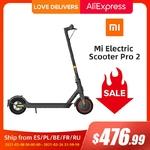 Xiaomi-Mi-Scooter-lectrique-Pro-2-Original-l-ger-Mijia-pliable-planche-roulettes-vitesse-maximale-25km