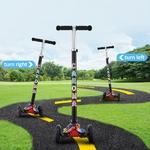 Enfants-4-niveaux-hauteur-r-glable-coup-de-pied-Scooter-PU-roues-clignotantes-plate-forme-large