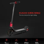 STOCK-ue-KUGOO-KIRIN-Mini-2-pliant-coup-de-pied-Scooter-lectrique-cran-LCD-8