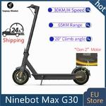 Stock-ue-Ninebot-MAX-G30-Gen2-moteur-Scooter-lectrique-intelligent-551w-10-pouces-pneu-vide-30km