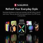 SANLEPUS-montre-connect-e-pour-hommes-et-femmes-avec-appels-Bluetooth-tanche-lecteur-MP3-pour-OPPO