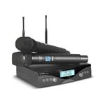 G-MARK-G320AM-karaok-syst-me-de-Microphone-sans-fil-professionnel-UHF-automatique-portable-fr-quence