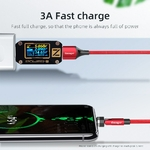 Essager-540-rotation-c-ble-magn-tique-3A-charge-rapide-Micro-USB-Type-C-c-ble