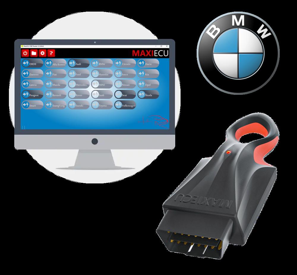 MaxiECU 2 BMW