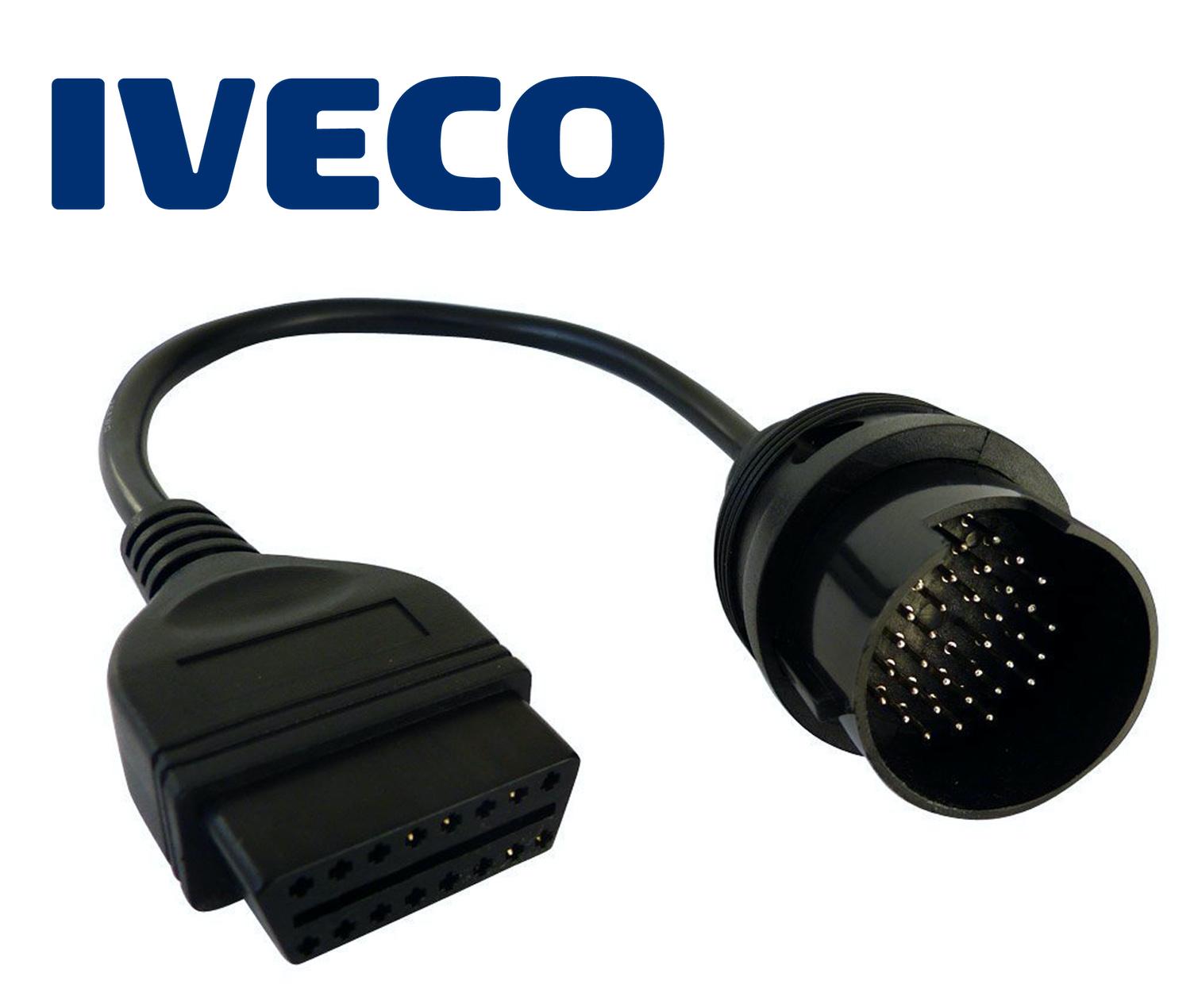 Adaptateur Iveco pour MaxiECU