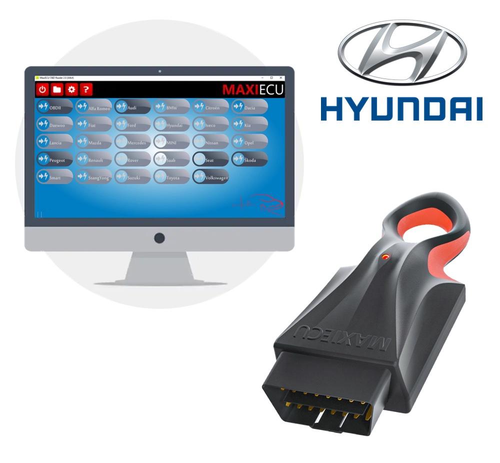 MaxiECU 2 Hyundai