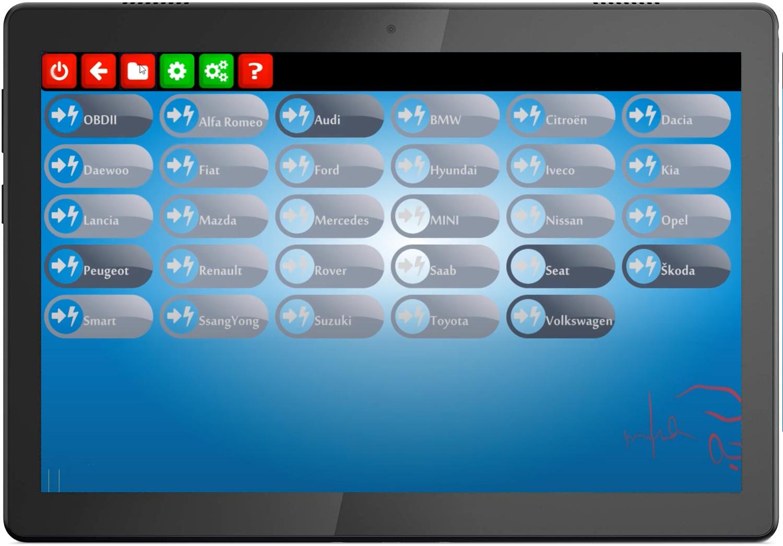 MaxiECU 2 - Pack Pro Tablette ou PC