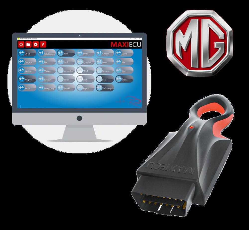 MaxiECU 2 MG