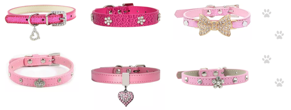 selection-colliers-roses-pour-chat-accessoire-mode-fashion-for-cats-paw
