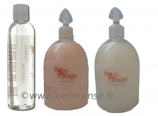 kit essentiel hair go straight 500ml d e h hair go straight kerintense. Black Bedroom Furniture Sets. Home Design Ideas