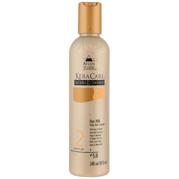 keracare hair milk lait capillaire 240 ml