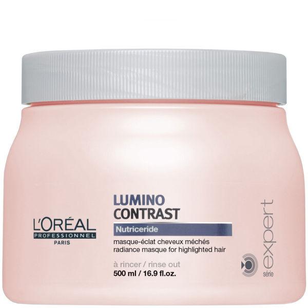 Masque LUMINO Contrast 500ml L'oréal