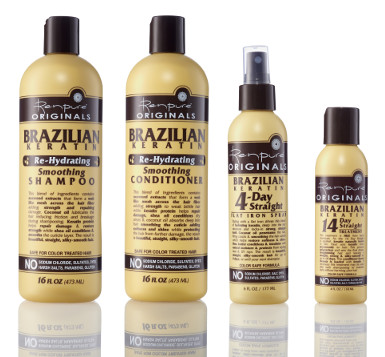KIT BRAZILIAN KERATIN 4