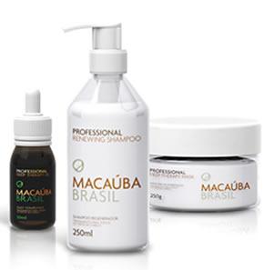 macauba kit cheveux decolorés:secs