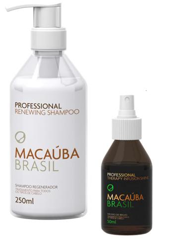 MACAUBA KIT 2 PRODUITS