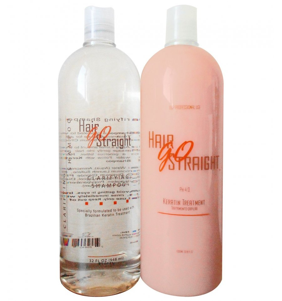 Kit ECO Hair Go Straight 1000ml