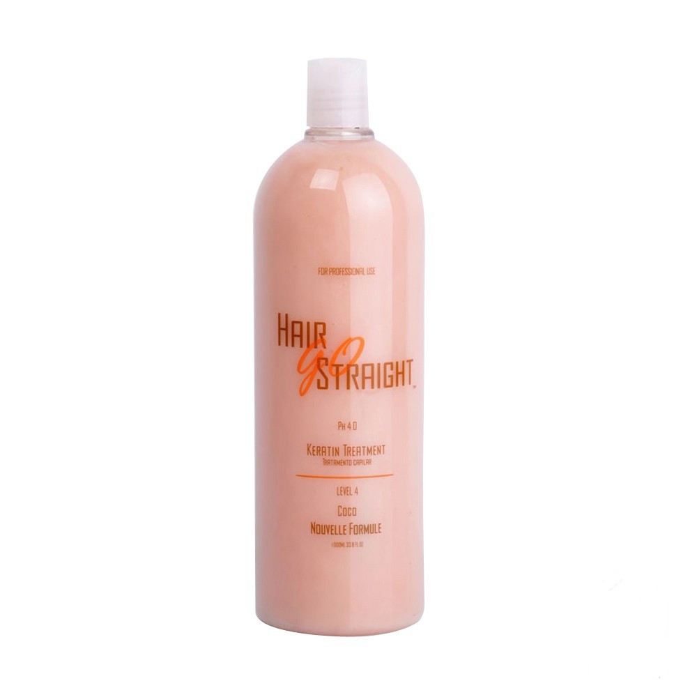 Lissage bresilien hair go straight 1000 ml