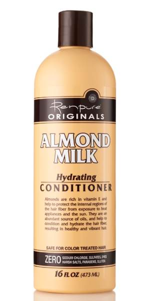 Conditioner hydratant au lait d'amande