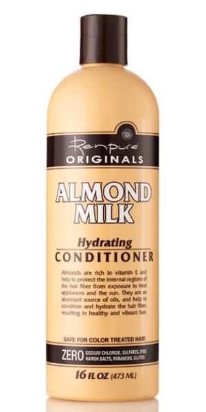 Conditioner hydratant au lait d'amande