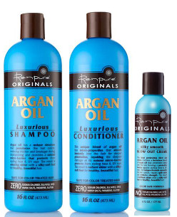 Kit Renpure Argan Oil 4