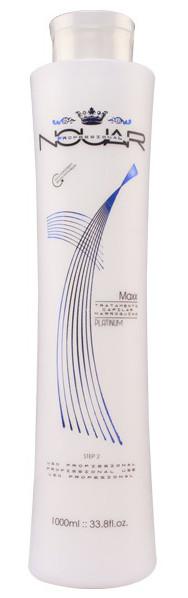 Traitement lissage brésilien Nouar  professional Maxx platinum 1000 ml