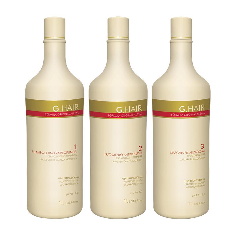 Lissage Brésilien Inoar Ghair 1000 ml