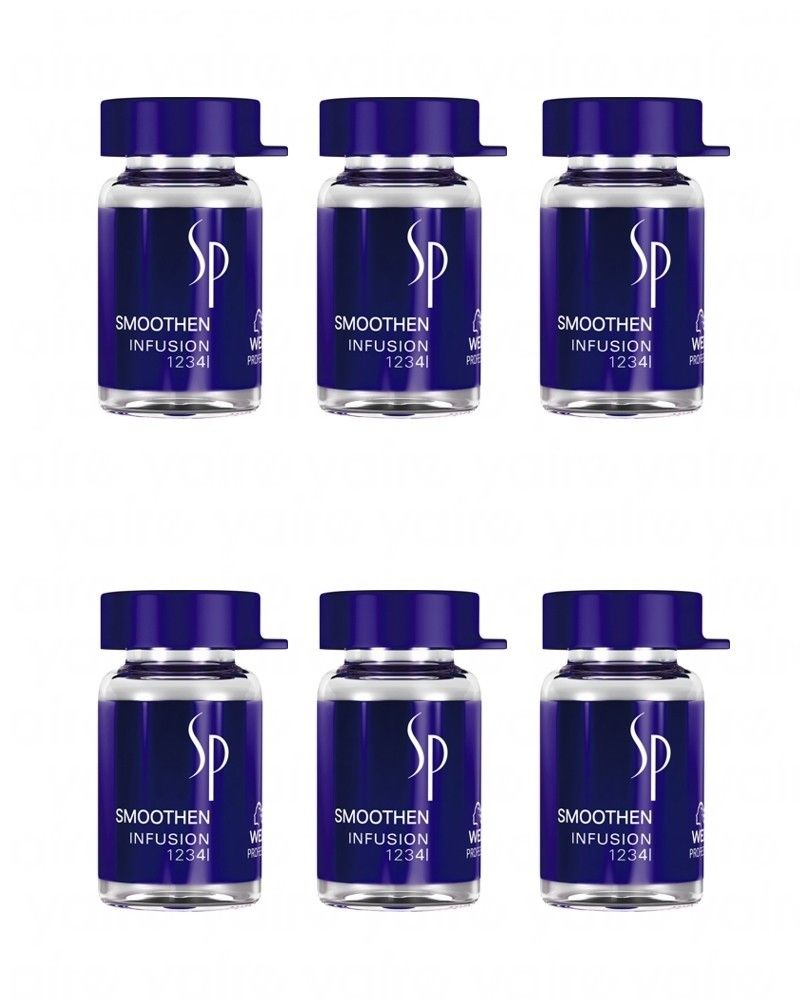 WELLA SP SMOOTHEN INFUSION 6X5 ML