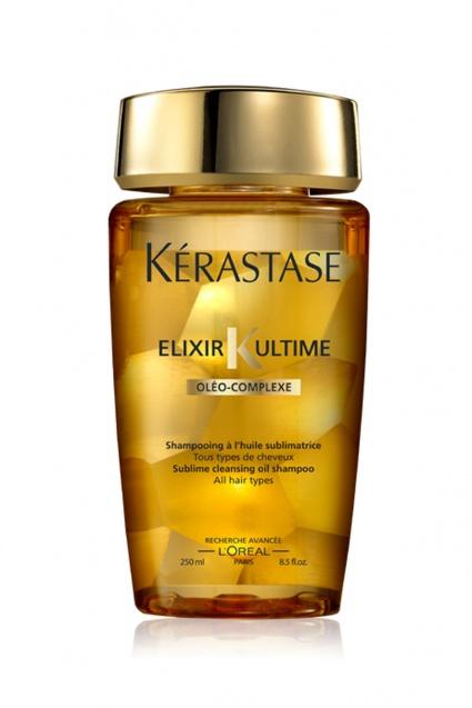 KER ELIXIR shampoing ULTIME OLEO-COMPLEX 200 ML