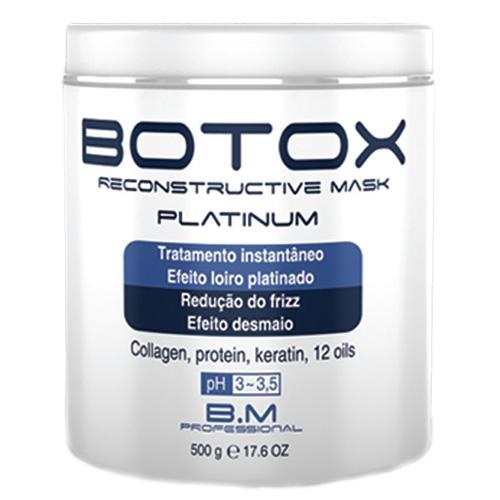 BOTOX CAPILLAIRE  PLATINUM Reconstructive Mask bm