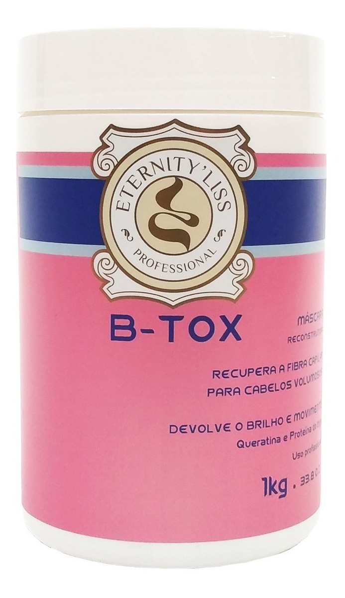 ETERNITY LISS B-TOX BOTOX CAPILLAIRE