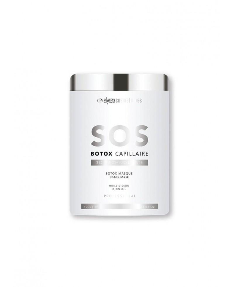 botox capillaire sos elyssa cosmetiques 1kg