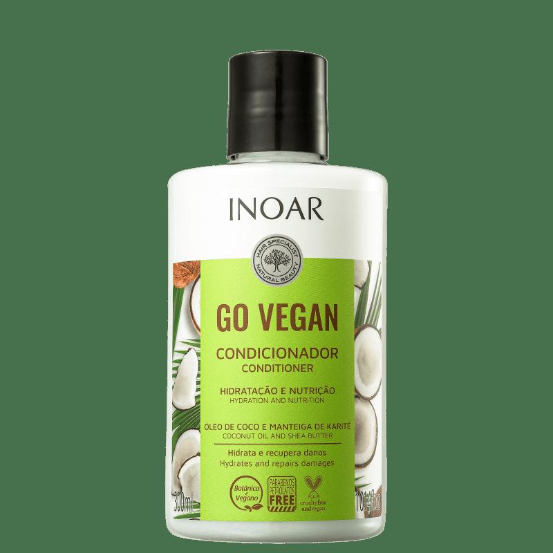 inoar go vegan conditioner hidratacao